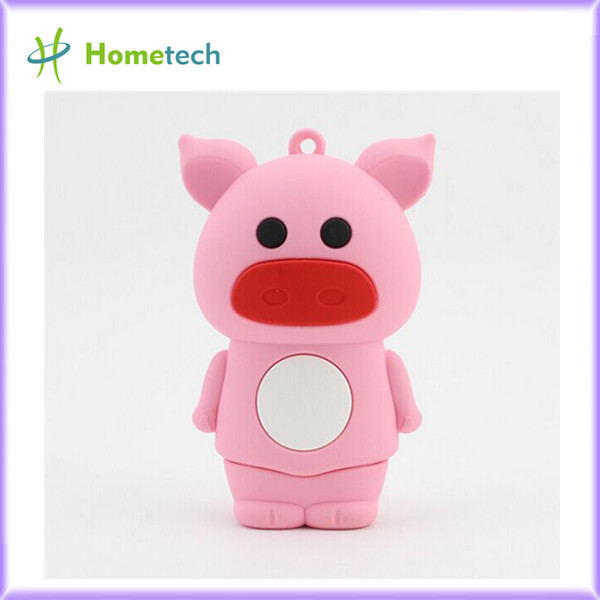 PVC cartoon Cattle phone charger full prote