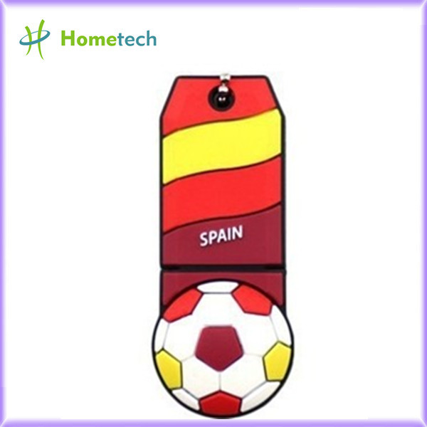 <b>Spanish national football team Customized USB Flash Drive</b>