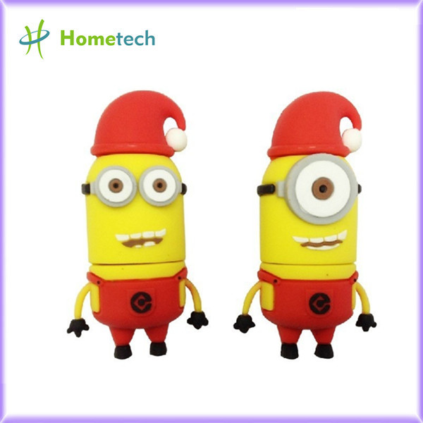 <b>New Pen Drive Cartoon Minions PENDRIVE original design</b>