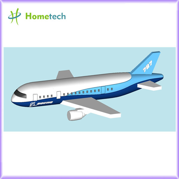4GB 8GB High-Speed Boeing Airplane Shape Cu