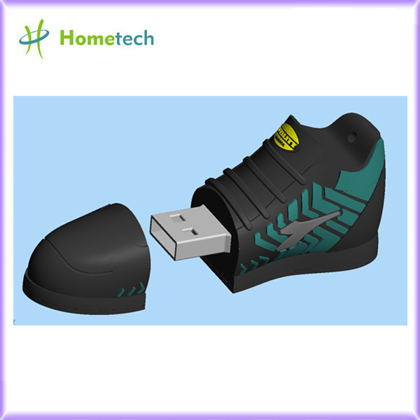 Sport shoe-shaped USB flash drives 4GB / 8G