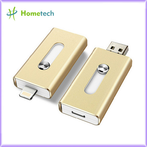 8GB iflash drive mobile phone custom otg us