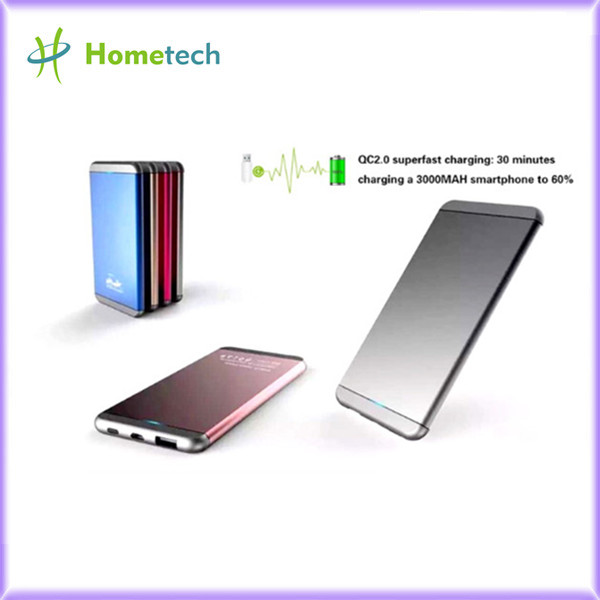 5000mAh Metal Casing Fast Charging Power Ba