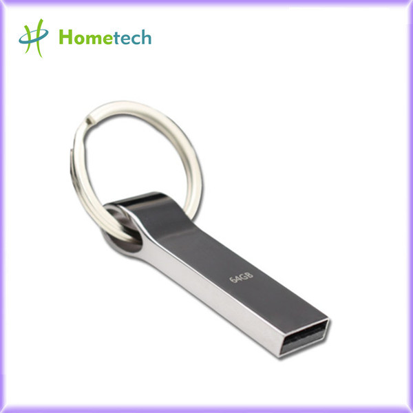 Metal 4GB memoria usb stick gift Flash for business people